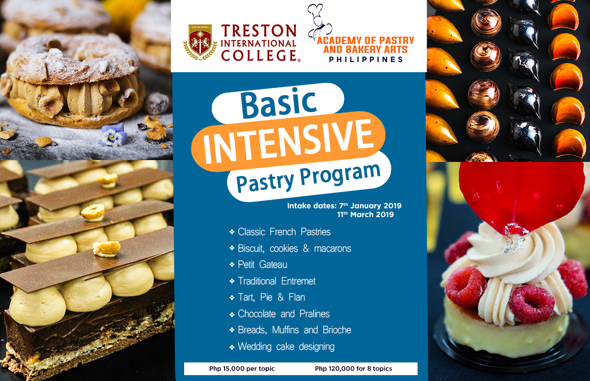 Basic Intensive with Treston logo