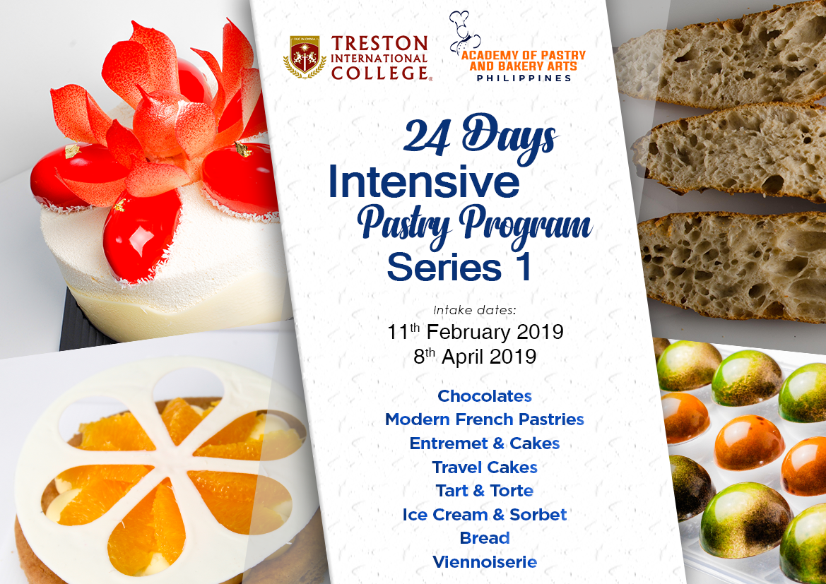 Intensive Series 1 with Treston logo